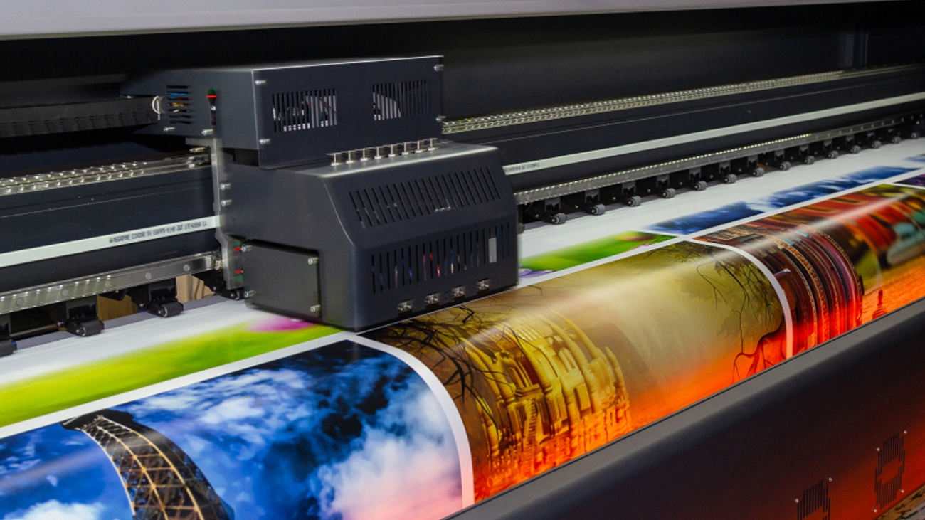 Large Format Printing inner